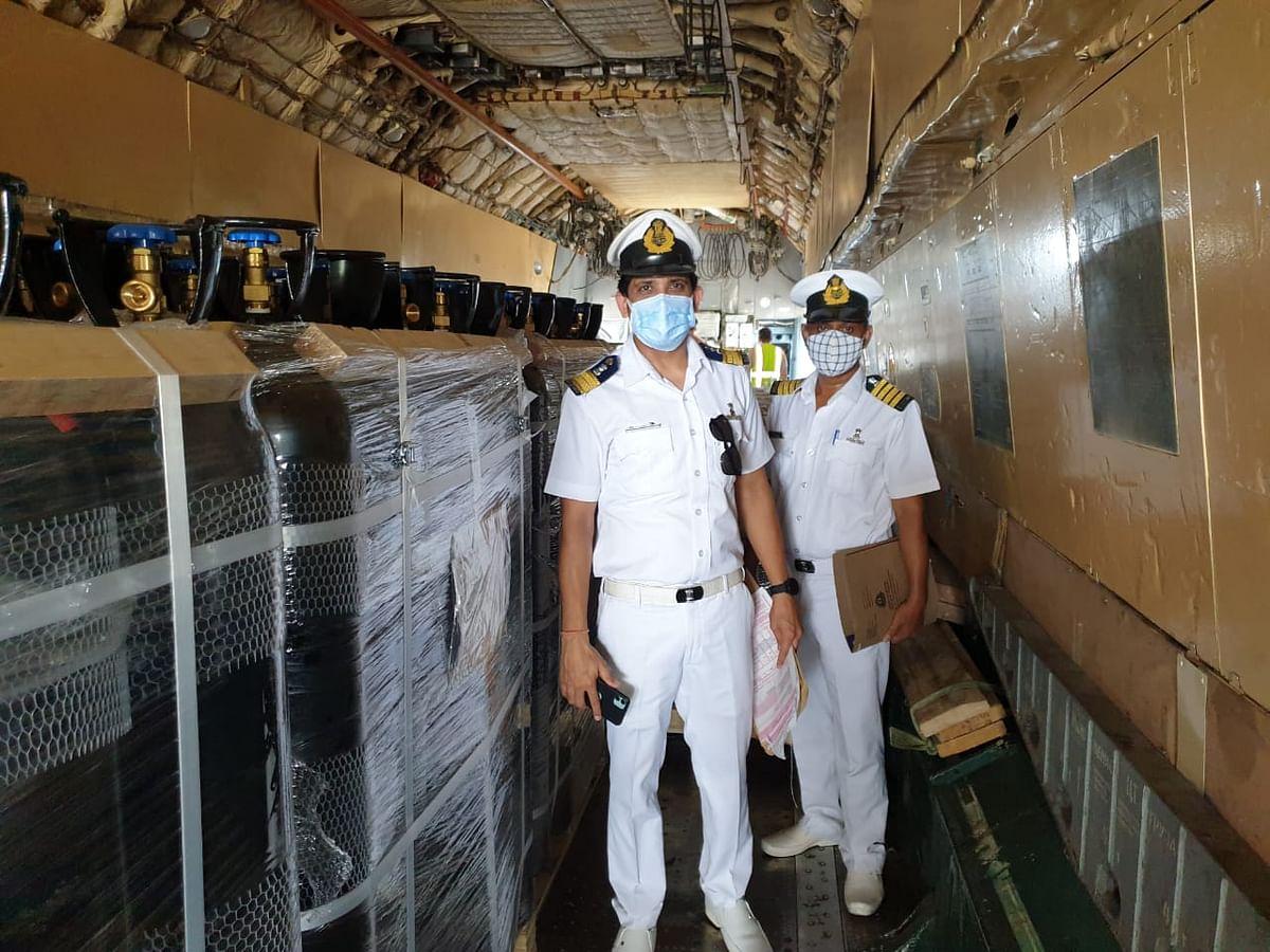 AM/NS India Starts Oxygen Cylinders Supplies to Odisha