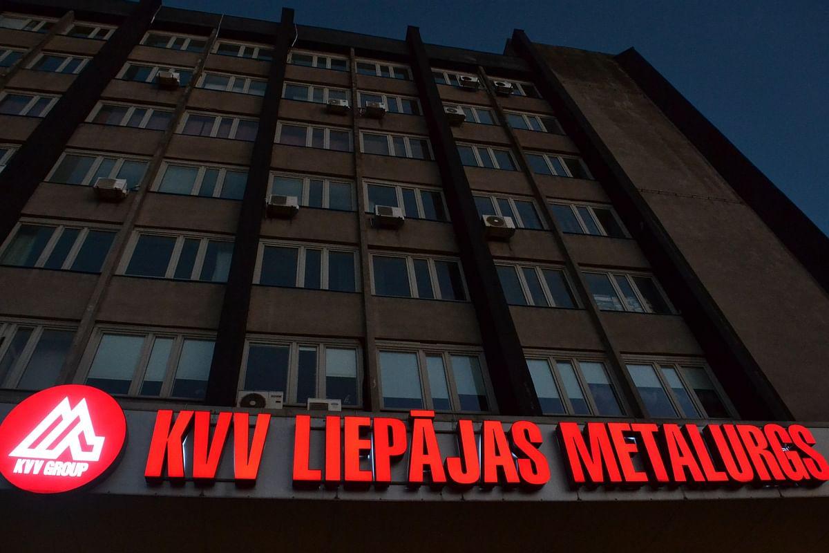 Turkish ASLANLI Metallurgy Bids for KVV Liepāja Metalurgs