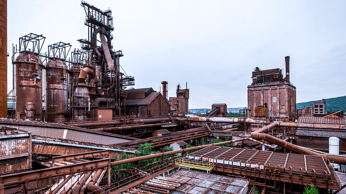 Metinvest Receives Permission toBid for Dnipro Metallurgical Plant
