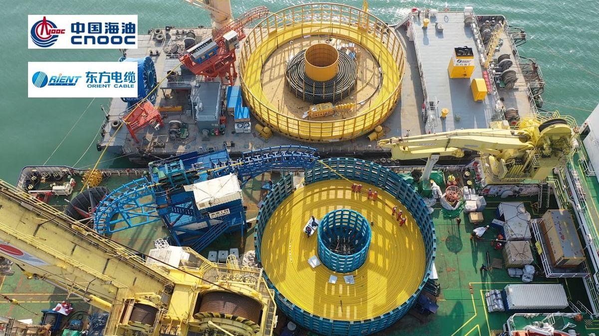 CNOOC Liuhua 29-2 Gas Field Commences Production