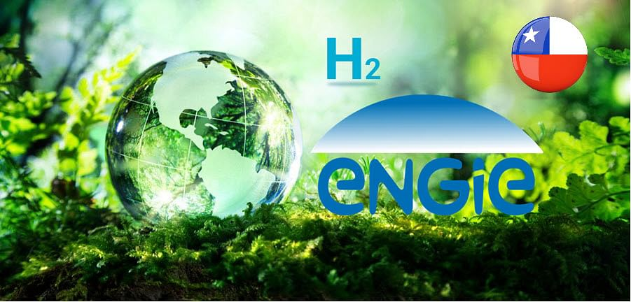 ENGIE Announces Development of 2GW Renewable Energy in Chile