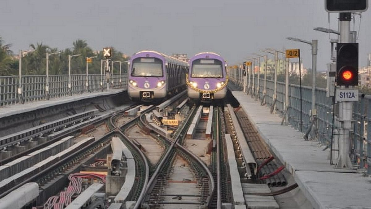 RVNL Gets Green Light to Import Rails for Kolkata Metro