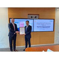 DNV Awards Smart Notation to CMHI's Offshore Rig