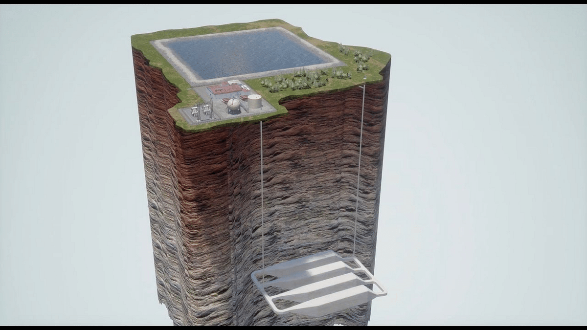Hydrostor Advancing Long Duration Energy Storage in California