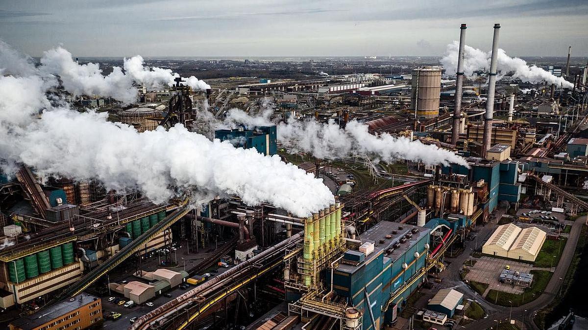 Tata Steel Pledges Faster Clean Up of IJmuiden Plant