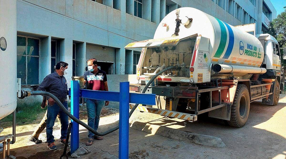 Chhattisgarh CM Pitches for 20% Oxygen for Steel Mills