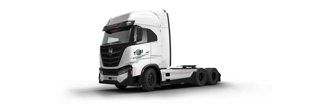 Total Transportation Services Signs LOI for 100 Nikola Trucks