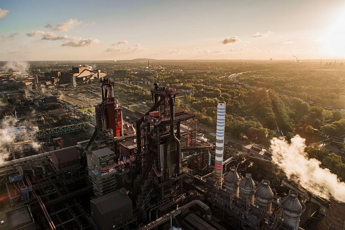 thyssenkrupp & TSR to Test Feeding Steel Scrap in Blast Furnace
