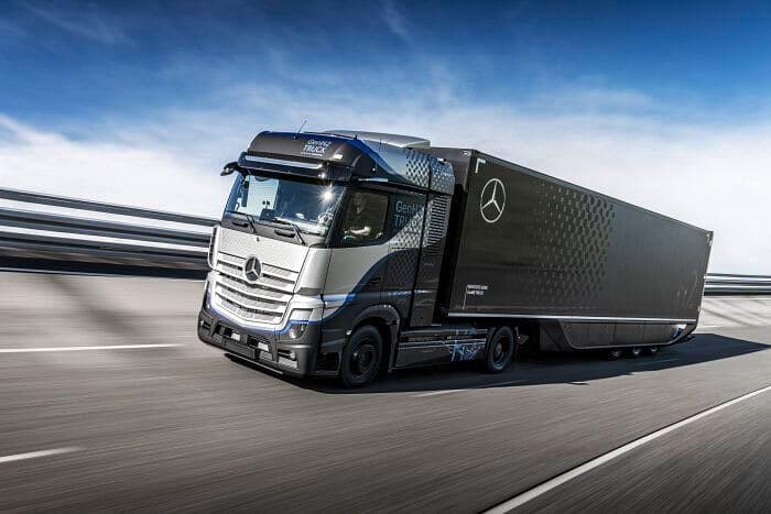 Daimler Truck & Shell Join Hands for Hydrogen Trucks in Europe