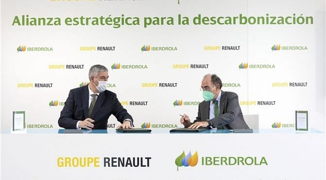 Renault to Achieve Zero Carbon Footprint in Spain & Portugal