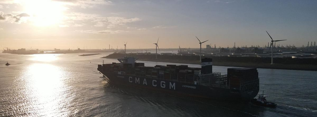 CMA CGM Group Order 22 New Vessels from CSSC Group