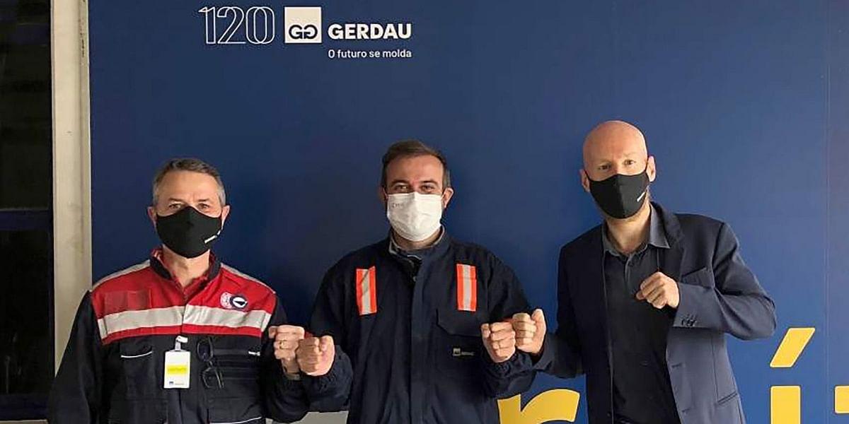 Danieli's Electrode Regulators for 7 Plants of Gerdau in Brazil