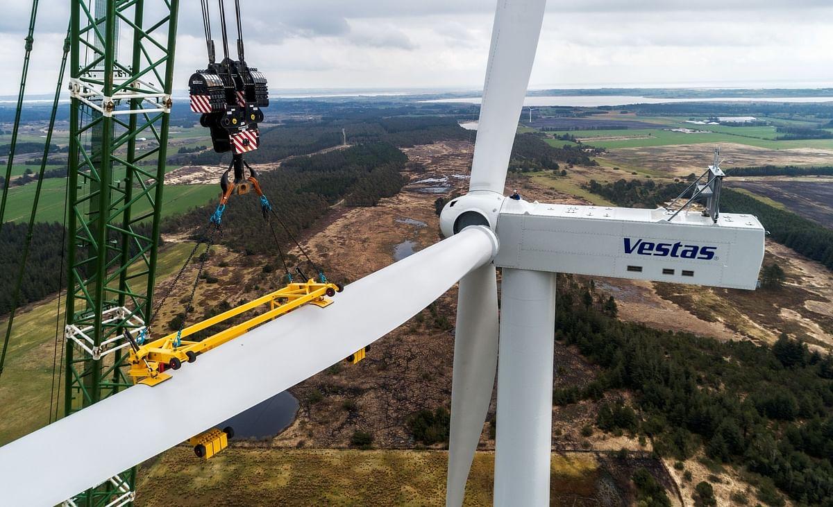 Vestas EnVentus Turbines for Mutkalampi project in Finland