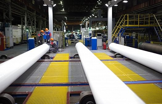 OMK Supplies Large Diameter Pipes for West Qurna-2 Project in Iraq