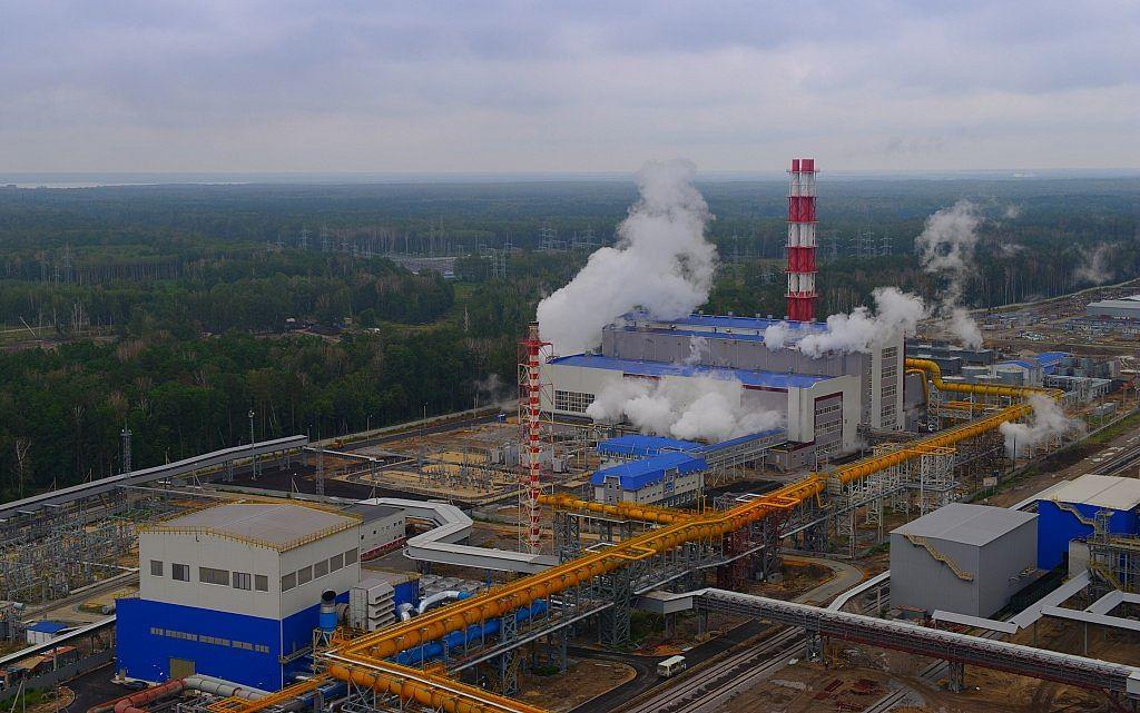 NLMK Starts Building Green Power Plant