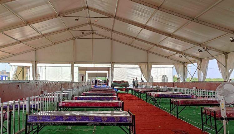 Arjas Steel Opens 500 Bed Covid Hospital in Tadipatri in AP