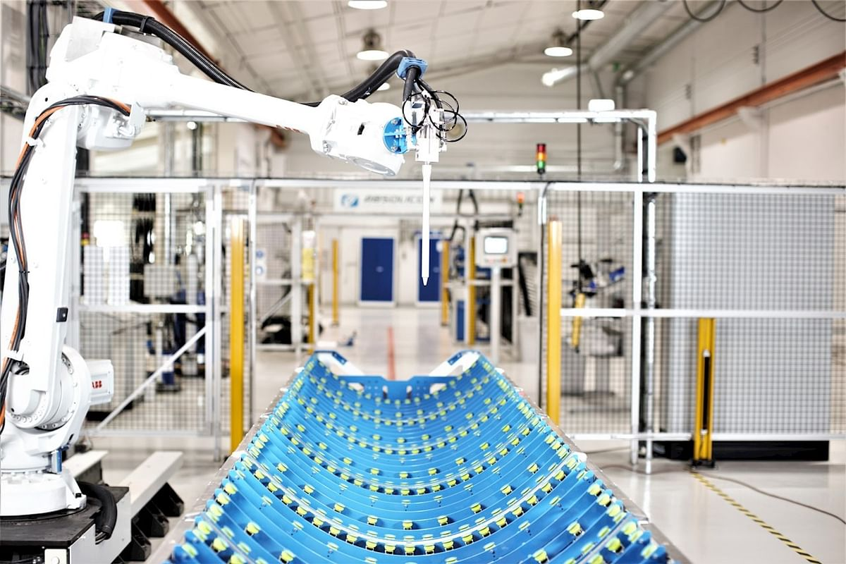 ABB Robots Increase Automation in Solar Industry