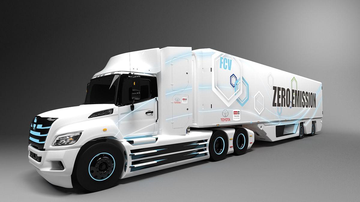 Chevron & Toyota Pursue Strategic Alliance on Hydrogen