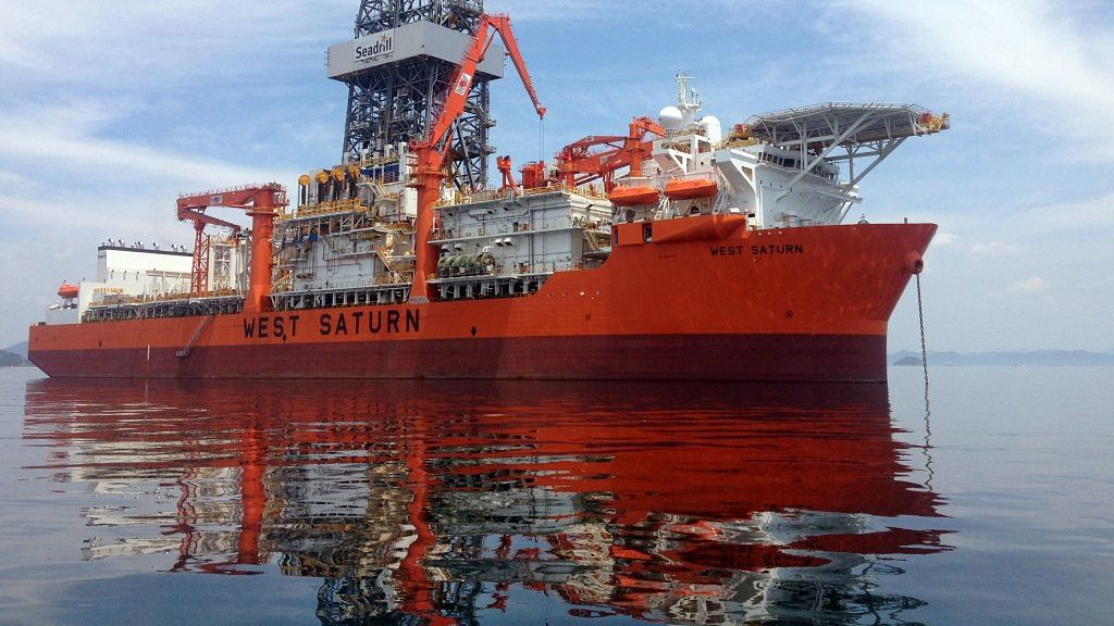 West Saturn to Drill on the Bacalhau Field in Brazil