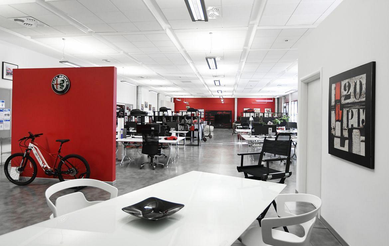 Alfa Romeo Opens New Headquarters at Centro Stile