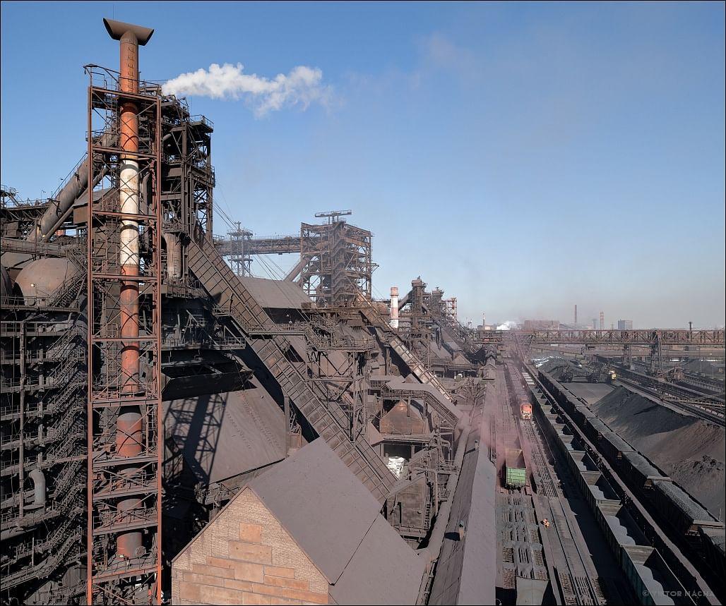 Mechel Chelyabinsk Plant Completes Overhaul of BF, BOF & Caster