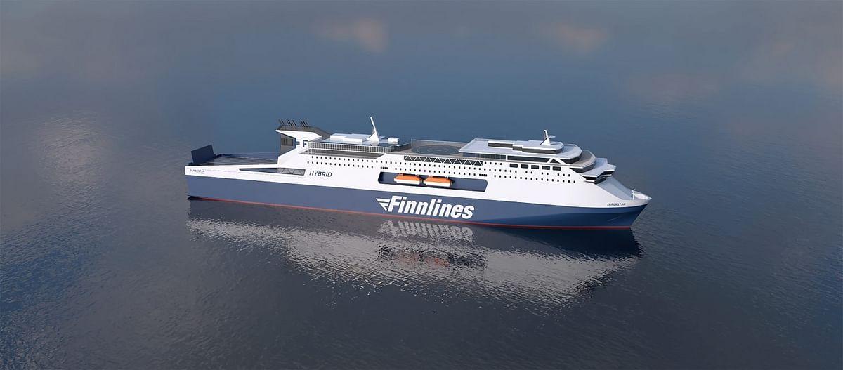 Silverstream Technologies Bags 2 Finnlines Ro-Pax Orders