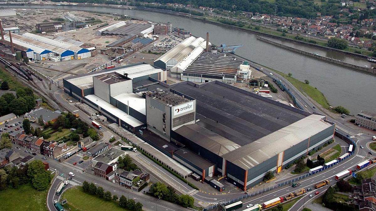 Liberty Steel Seperating Flemalle & Tilleur Plants in Belgium