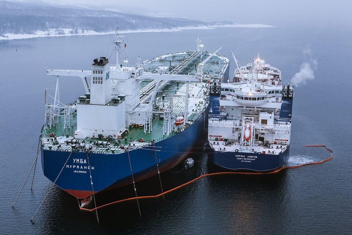 TOTAL Takes Stake in NOVATEK's Arctic Transshipment LLC