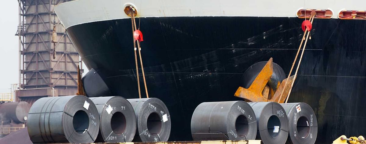 Further Cut in Steel Import Duty under Consideration in India