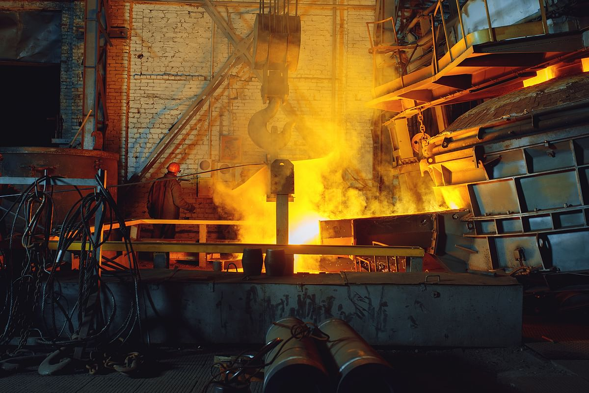 US Steel Production Capacity Utilization Climbs to 79% in Week19