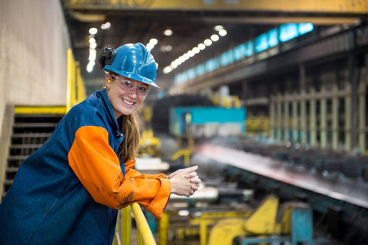 Algoma Steel in Talks to go Public