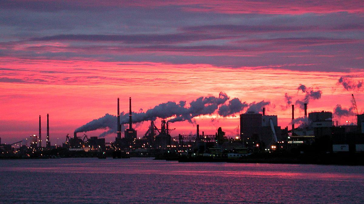 Tata Steel Accelerates Plans to Cut Emissions at Ijmuiden