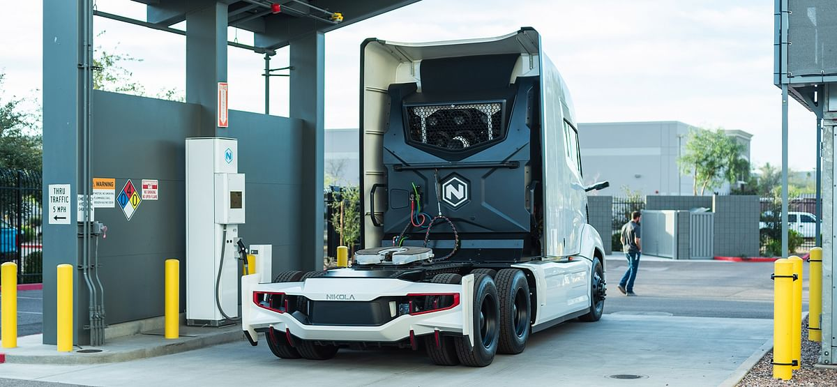 Nikola & TravelCenters of America H2 Fueling Infrastructure