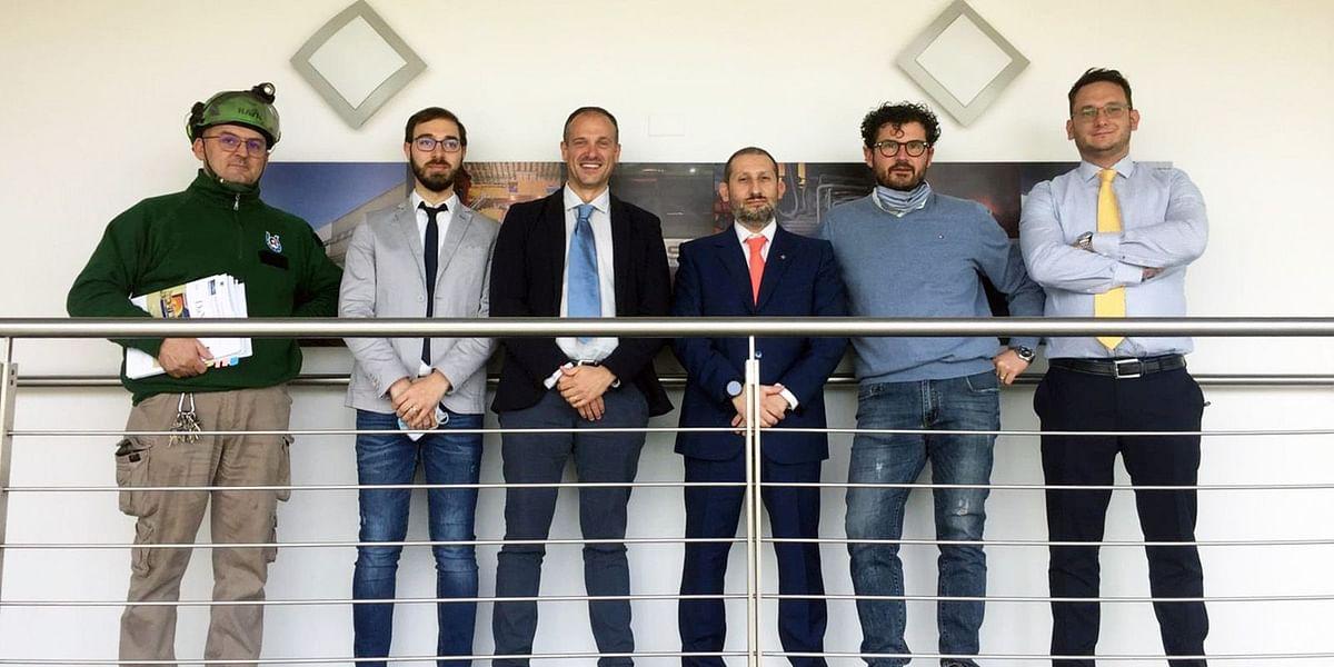 Rubiera Special Steel Orders Danieli Ingot Grinders