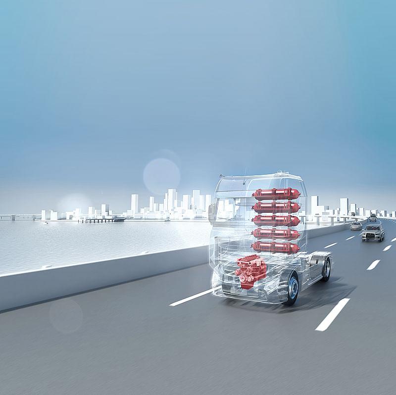 FEV Designs Efficient Hydrogen Internal Combustion Engine