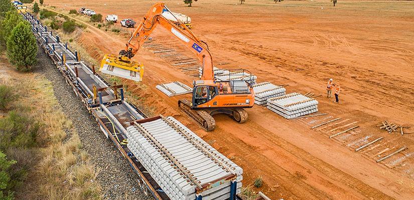 Adani Coal's Rail Contractor Seeks Help for Insurance