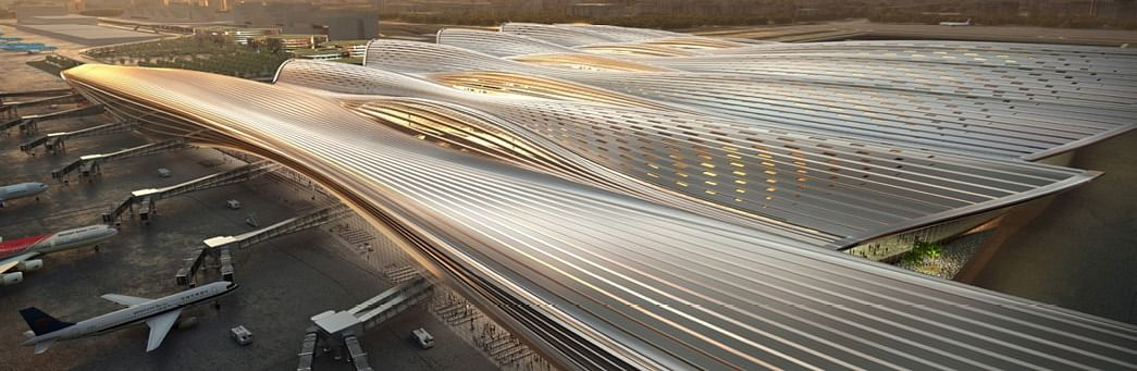 RSHP to design T4 at Bao'an International Airport in Shenzhen