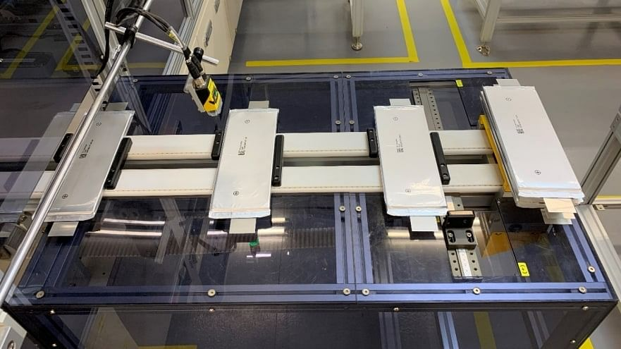 Ford & SK Form JV to Scale NA Battery Deliveries