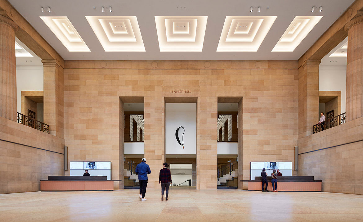Philadelphia Museum of Art Opens New Galleries and Public Spaces