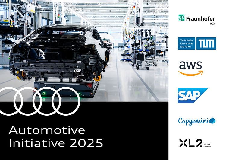 Audi Initiative for Digital Factory Transformation in Heilbronn