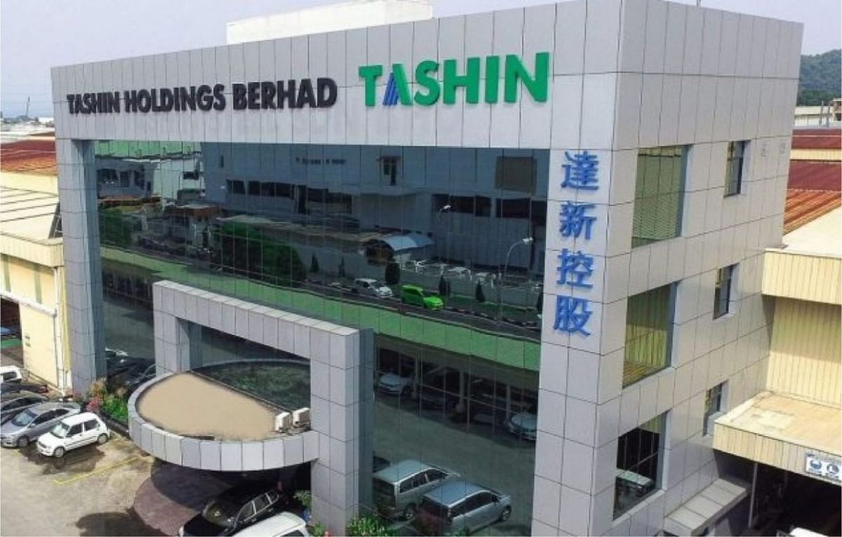 Tashin Holding Reports Strong Surge in Profits in Q1 of 2021