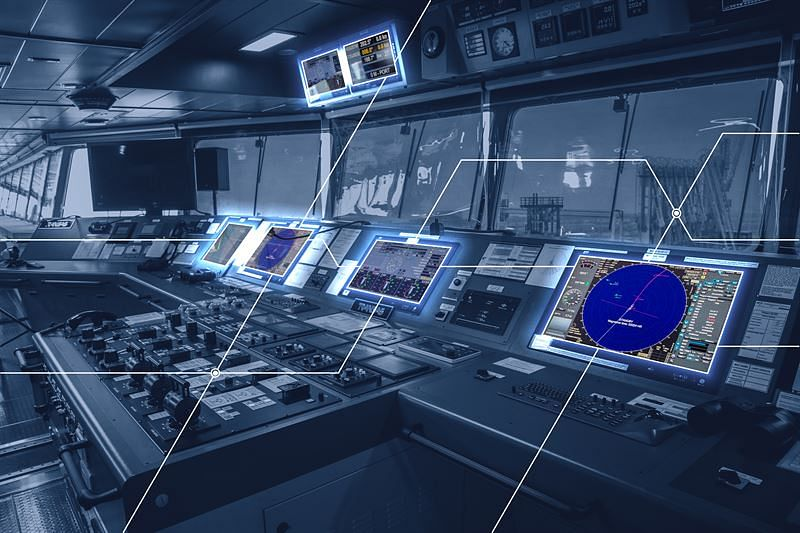 Wärtsilä Navigation Systems for 10 LNG Gas Carriers in Arctic