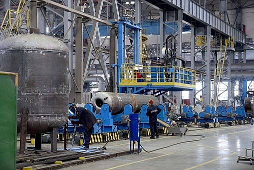OMK Belgorod Plant Doubles Output