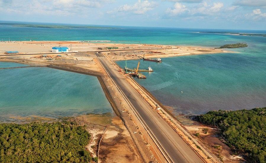 China Built Lamu Port to be operational in June in Kenya