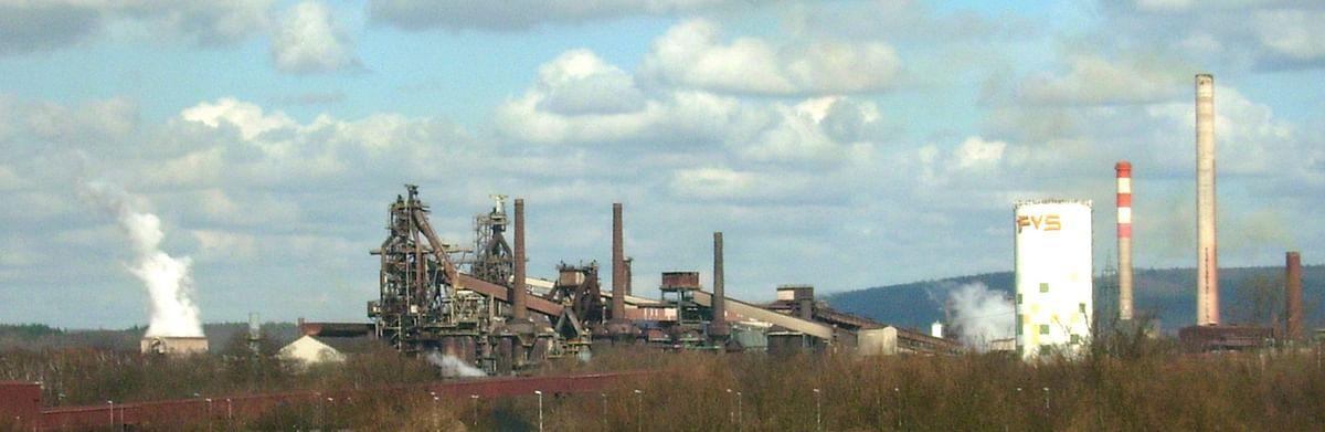 Green Steel Using Hydrogen at Dillinger and Saarstahl Reviwed