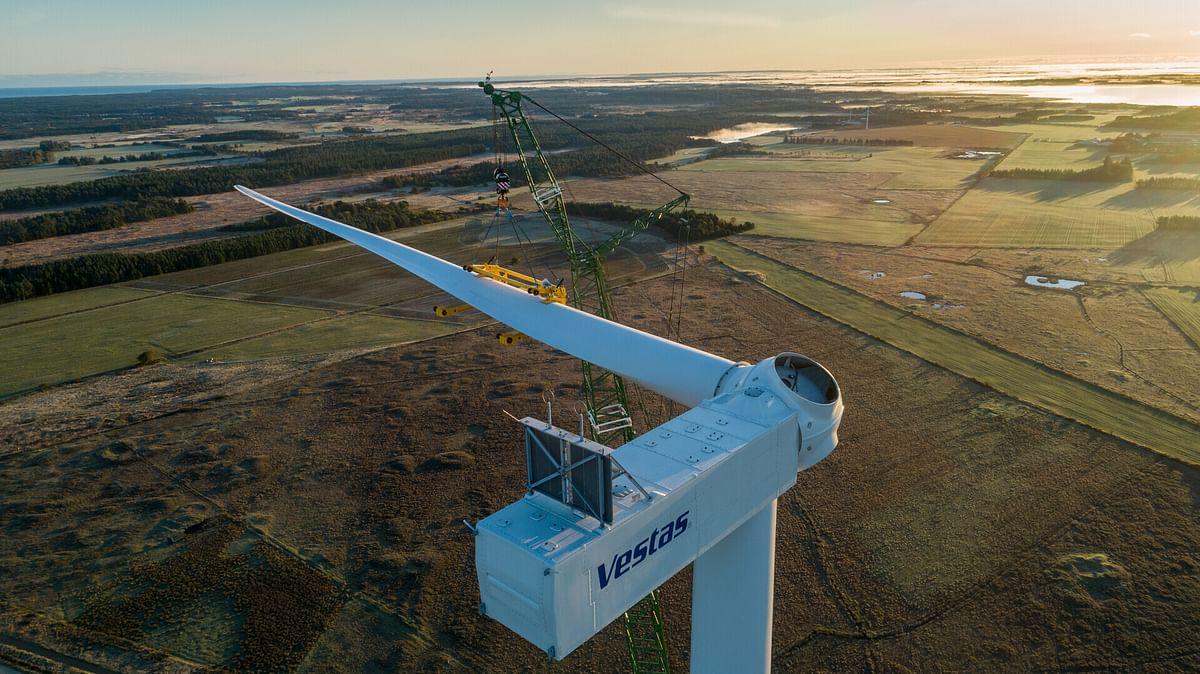 Vestas Bags EnVentus Order for Wind Power Project in Australia