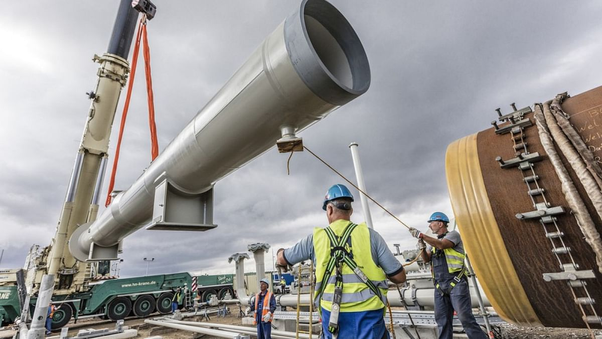 No Impact on Environment from Nord Stream 2 Construction in Russia