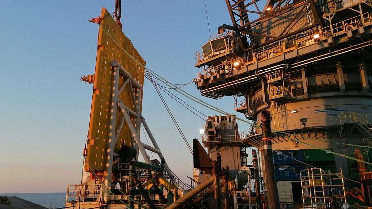Reliance & bp Start New Gas Field in KG D6 Block in India