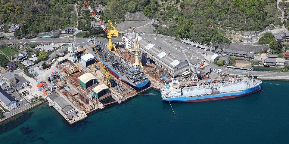 Bureau Veritas Approves Sasaki Shipbuilding LPG Fueled GasCarriers