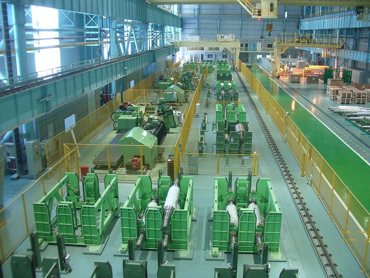 Tenova to Revamp Pomini Roll Shop at BaoSteel Silicon Steel Plant